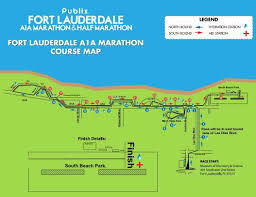 Fort Lauderdale On Map Best Marathons In Florida Runner U0027s Review Florida U0027s Top Races