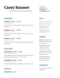 Programmer Resume Sample by Choosing Perfect Programmer Resume Template In 2016 2017 Resume