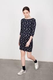 fair trade organic cotton printed short dresses free of harmful