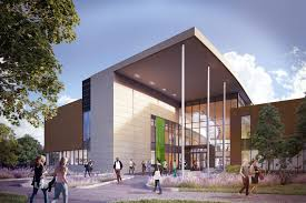 msu business college addition featured in lansing state journal