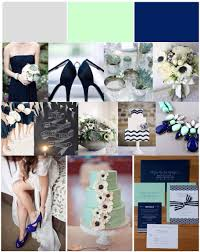 mint gray navy wedding color scheme rose gold instead of that