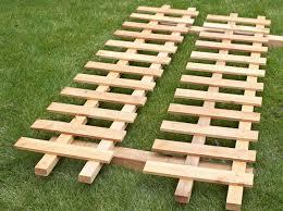 how to build a garden fence best 25 vegetable garden fences ideas