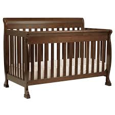 Convertible Sleigh Bed Crib Davinci Kalani 4 In 1 Convertible Crib With Toddler Rail Review