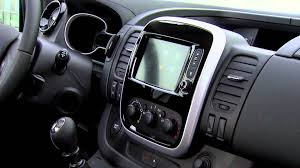 opel vivaro opel vivaro interior youtube