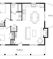 2 bedroom cottage house plans eplans cottage house plan two bedroom cottage 540 2 bedroom
