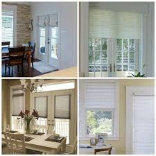 Custom Patio Blinds Custom Window Treatments For French Doors And Patio Doors Budget