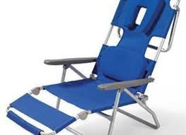 archive beach chair reclining red new port elizabeth reclining