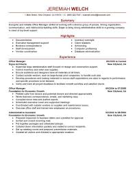 Sample Resume Word Document Free Download by Resume Office Staff Sample Resume How To Write A Cv For