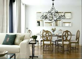chandeliers dining table chandelier size dining table chandelier
