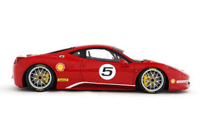 ferrari hatchback coupe ferrari 458 challenge 2010 scale model cars
