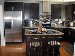 Espresso Colored Kitchen Cabinets Tag For Kitchen Wall Colors With Espresso Cabinets 10