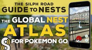 Atlas Help Pokemon Go Nests The Silph Road Nest Atlas Youtube