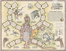 Disney Old Key West 2 Bedroom Villa Floor Plan Disney World Animal Kingdom Lodge Resort Review And Info Easywdw