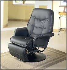 Zero Gravity Recliner Leather Desk Chair Recliner Desk Chair Human Touch Laptop Computer Table