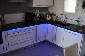 led pour cuisine eclairage led pour cuisine cool beautiful attrayant eclairage led