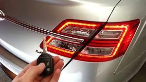 2014 ford taurus tail light 2013 ford taurus limited sedan testing new key fob battery