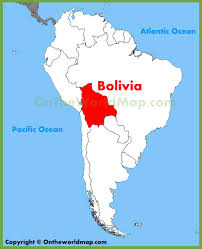 Cuba South America Map by Bolivia Maps Maps Of Bolivia