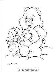 polar bear printable pictures free care coloring pages for kids