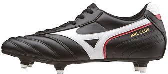 buy football boots worldwide shipping mizuno boys mrl si football boots black size shoes sports