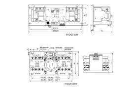 hycq5 63g amf ats generator controller buy amf ats generator