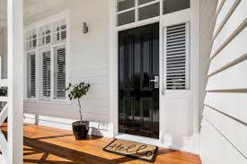 a neutral colour palette and scyon linea weatherboards are key for