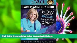 free download care plan study guide how to write passing care