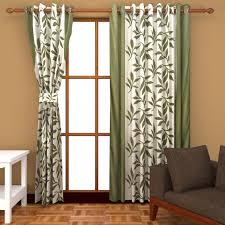 window curtain online u0026 brown and green polyester and chenille 62