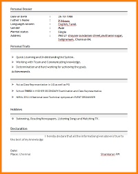 image result for resume format free download in ms word for