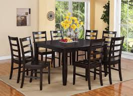 red barrel studio tamarack 9 piece dining set u0026 reviews wayfair