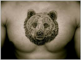 image result for bear with flower crown tattoo tattoo pinterest