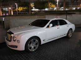 custom bentley mulsanne bentley mulsanne white