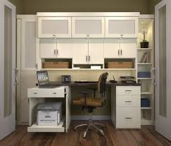 two person computer desk home office traditional with custom home