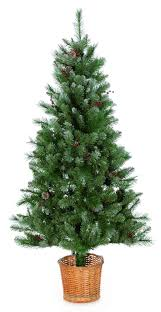 6ft christmas tree christmas trees with snow 6ft 18m green slimline snow
