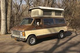 Dodge Ram Van - 1985 dodge ram van camper 1985 ram 250 royal se high top campervan