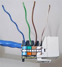 how to wire a cat6 rj45 ethernet plug brilliant rj45 wiring