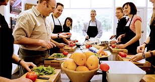 hal s kitchen atlanta cooking classes team building and culinary