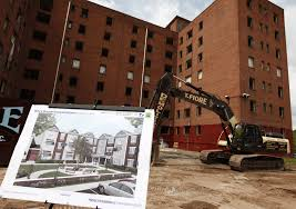 orange unveils plan to revive public housing complex nj com