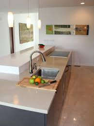 linear kitchen bold contemporary kitchen richard anuszkiewicz hgtv