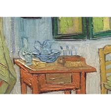 la chambre à coucher de vincent gogh tableau de gogh la chambre conceptions de la maison bizoko com
