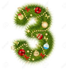 christmas alphabet number royalty free cliparts vectors and