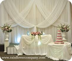 bride and groom sweetheart table simple table setup bride and groom table setup pinterest