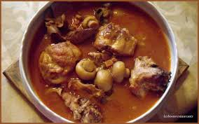 cuisine lapin au vin blanc recette lapin au vin blanc et champignons recette lapin au vin
