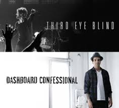 Third Eye Blind 2014 Tour Third Eye Blind Cuthbert Amphitheatre Eugene Or July 23 2015