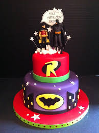 batman and robin cake ideas party themes inspiration
