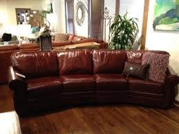 austin top grain leather sectional with ottoman palliser austin leather sofa town and country furniture popular
