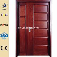 latest door design photos zhejiang afol modern solid wooden doors