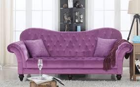 diana classic victorian velvet sofa sofamania com
