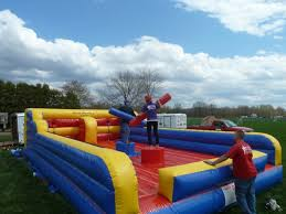 party rentals ma sports party rentals joust bungee run in