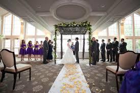 wedding ceremony gallery nj the park savoy estate
