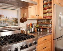 Wooden Wall Mount Spice Rack The 25 Best Wall Mounted Spice Rack Ideas On Pinterest Wall